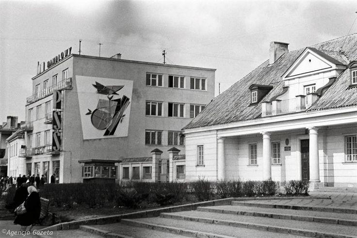 Zdjęcie numer 23 w galerii - Jak kiedyś wyglądał Białystok? Nowa porcja unikalnych zdjęć Antoniego Zdrodowskiego