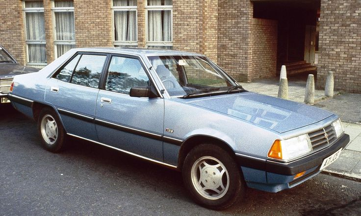 Lonsdale YD (an UK export version of Australian-built Mitsubishi Sigma GJ)