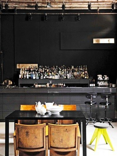 36 best images about carlo e camilla on pinterest restaurant industrial an - Monter une table d hote ...