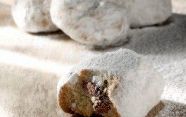 Κουραμπιέδες αμυγδάλου παραδοσιακοί - http://goo.gl/DhbDoF
