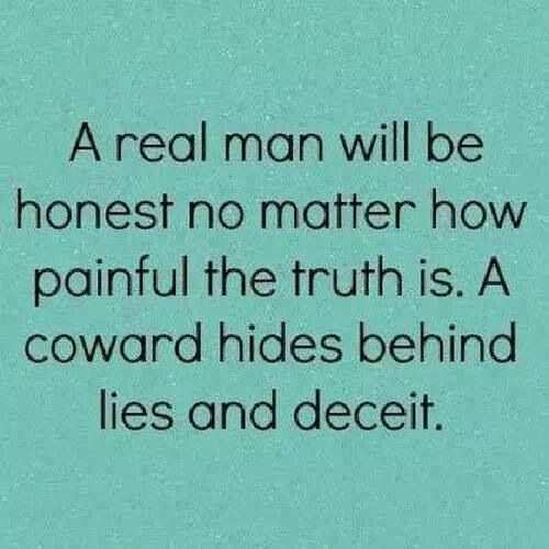 Real Men Quotes: * Different Kinds Of Pictures