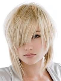 medium hairstyles for fine hair for women - Bing Images