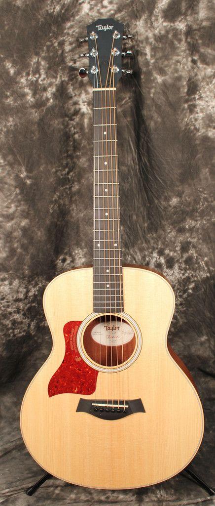 2015 Taylor GS-MINI Left Handed Acoustic Guitar w/Hardbag