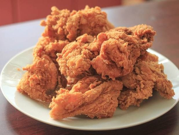 Resep Fried Chicken Ala KFC Super Praktis dan Cara Membuat Ayam Goreng Tepung Kentucky Lengkap Resep Ayam Goreng Tepung Crispy serta Fried Chicken recipe
