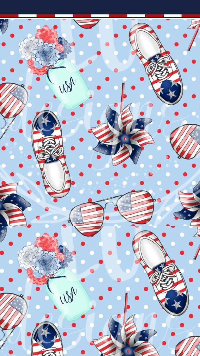 W Phone 4th Of July Wallpaper Summer Wallpaper Phone Holiday Wallpaper