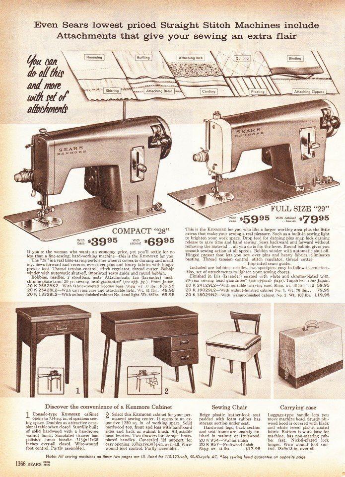 Vintage Sewing Ads 91