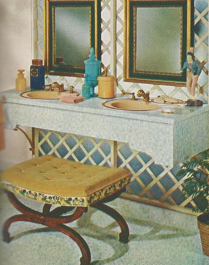 1000 images about 1960s bathroom on pinterest bathrooms for 1960s bathroom design