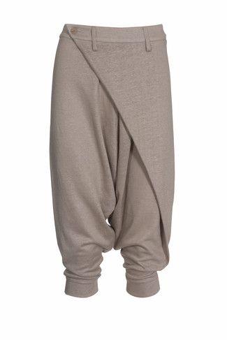 Schnittmuster: Haremshose - asymmetrisch - Sarouelhosen - Hosen - Damen - burda style (Diy Clothes Hippie)