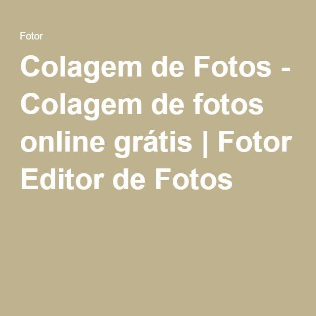 Colagem de Fotos - Colagem de fotos online grátis | Fotor Editor de Fotos