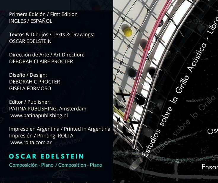 New disc of Oscar Edelstein with Ensamble Nacional del Sur