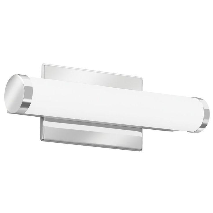 Bathroom Vanity Lights Chrome Finish 19 best bathroom vanity lighting images on pinterest | bathroom