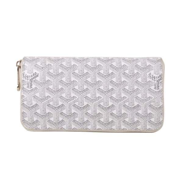 Amazing Designer Goyard Wallets 20086 White Cheap | Buy Goyard Mens Wallet