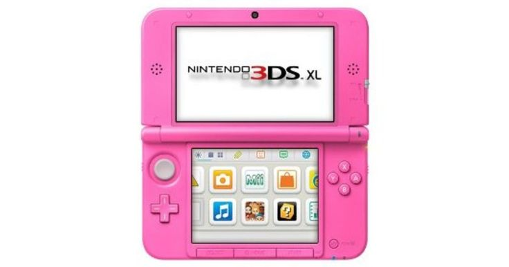 A new, pink 3DS XL glams up the UK on May 31. As Official Nintendo Magazine reveals, it isn't the same as the pink-and-white number which recently re-toured No...