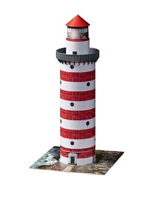 32% OFF Ravensburger Ravensburger Lighthouse 216 Piece 3D Building Set