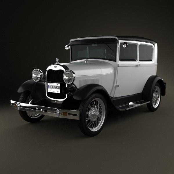 Ford Model A Tudor 1929 & 116 best 1929 Model A Fords images on Pinterest | Ford models ... markmcfarlin.com