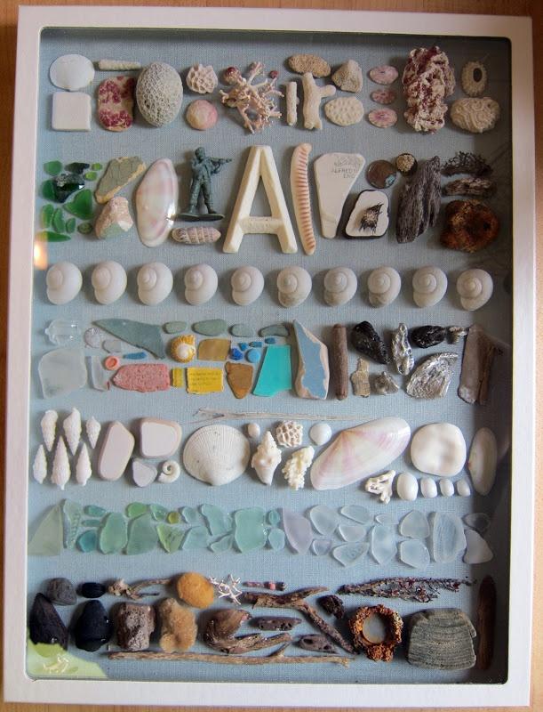Ocean specimens.                                                                                                                                                                                 Mehr