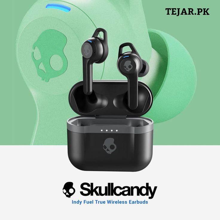 Skullcandy indy fuel true wireless earbuds in 2020 indy