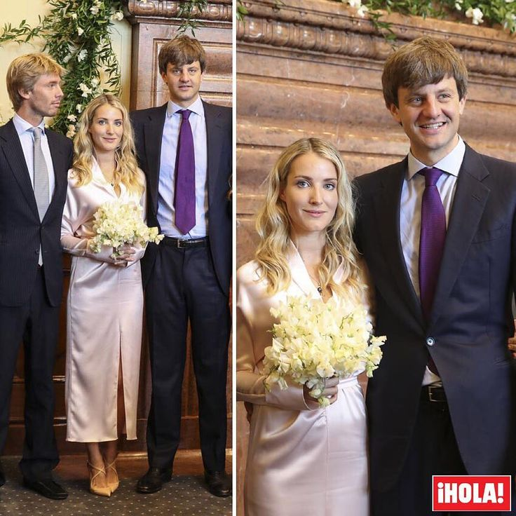 ¡Ernst August de Hannover y Ekaterina Malysheva ya son marido y mujer! El primogénito del príncipe Ernesto de Hannover y la diseñadora se han casado hoy por lo civil en el Ayuntamiento Nuevo de Hannover tras más de cinco años de noviazgo. #ernsthanover #ernestodehannover #ekaterinamalysheva #boda #hannover