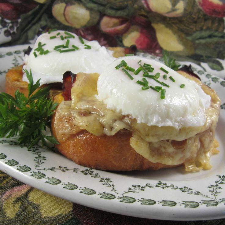 Chef John's Monte Cristo Benedict  #MyAllrecipes #AllrecipesAllstars
