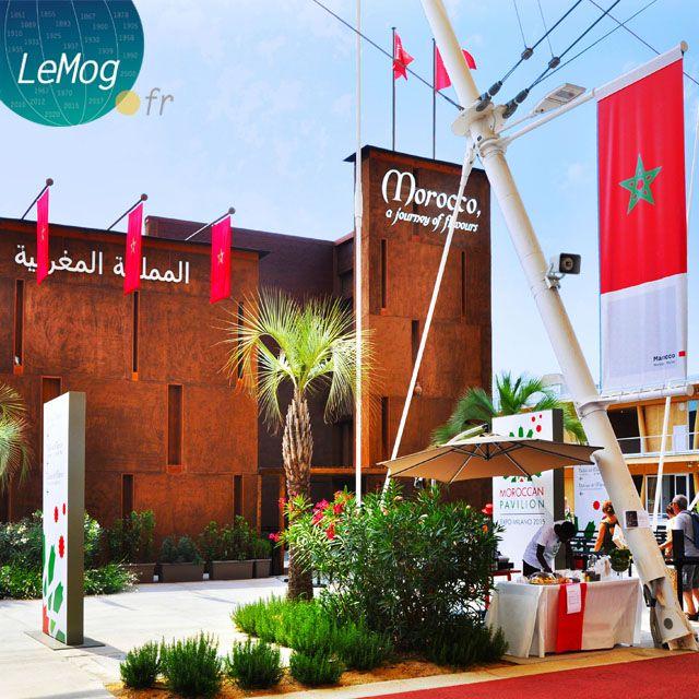"""Laurent ANTOINE """"LeMog"""" - World Expo Consultant: Le pavillon du Maroc à Expo 2015 Milano"""