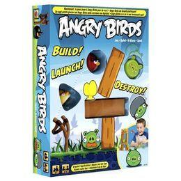 Angry Birds, gra zręcznościowa-Mattel