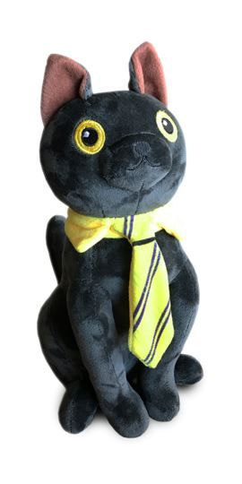 Sir Meows A Lot Is A Plush Toy From Denis Daily S Website