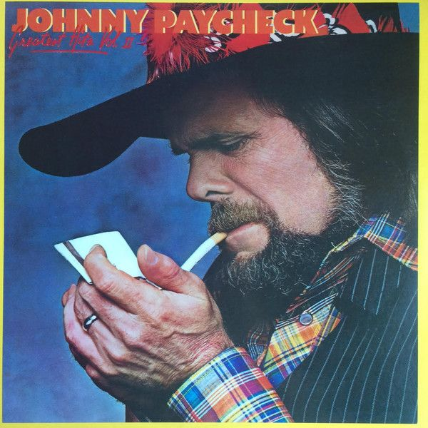 Johnny Paycheck Discography at Discogs