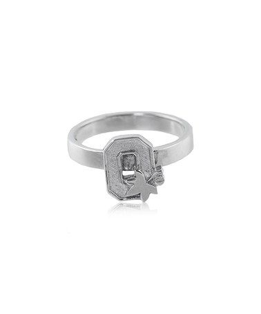 Take a look at this Ohio State Buckeyes Logo Ring by Dayna U on #zulily today!