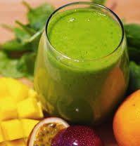 Fredagsmys! Tropisk Smoothie!  1 dl fryst tropisk blandad frukt 1 tsk honung 1 1/2 dl vaniljyoghurt 2 passionsfrukter urgröpta  1 msk Aptiless. #Aptiless #Smoothie