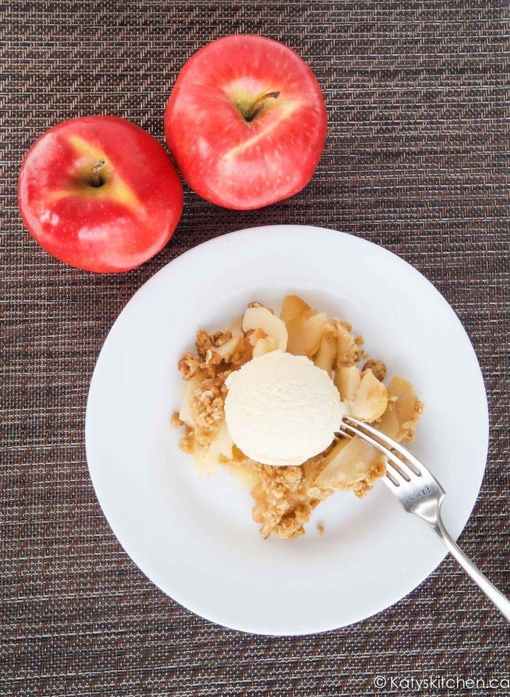 Back to Basics: Mom's Apple Crisp