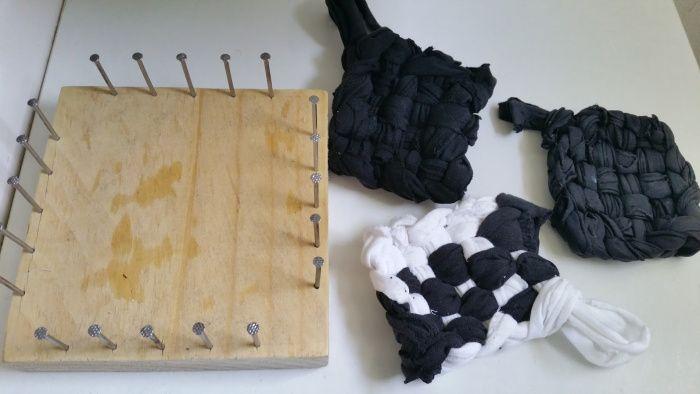 Un DIY qui recycle les vêtements et fait la vaisselle