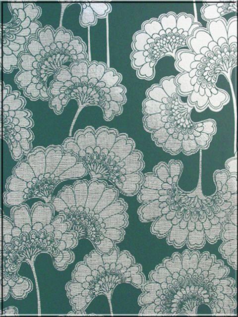 Florence Broadhurst 'Japanese Floral'