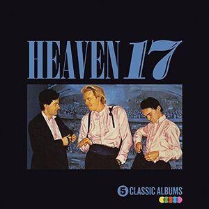 5 Classic Albums - Heaven 17, CD