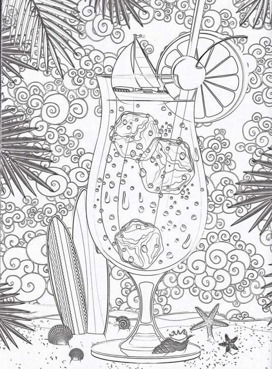 Best 25 anti stress ideas on pinterest - Coloriage pour adulte gratuit ...