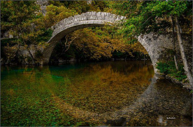 Γεφύρι της Κλειδωνιάς  - Klidonia's Bridge