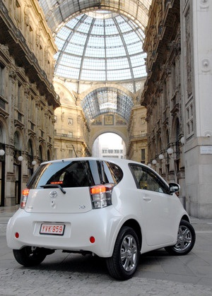 Toyota iQ - perfect for the city