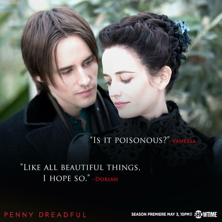 Penny Dreadful, quote from S1E4 Demimonde