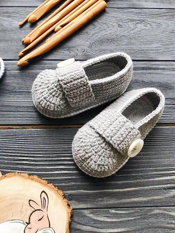 Gray Baby mocassins Baby reveal box Baby moccasins Baby uggs