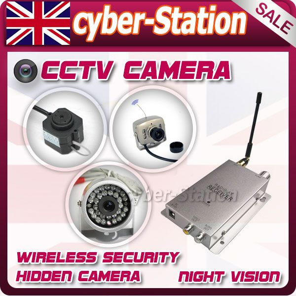 Hidden Security Camera Systems See more information on hidden security cameras at hiddenwirelesssecuritycameras.com