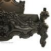 Royal Fortune Montespan Bed - Black...