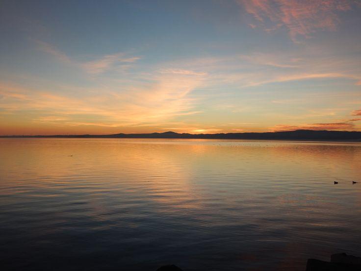 Bolsena lake