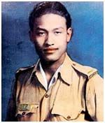 Mohammed: Malaysian PC who was killed in the crash in 1950