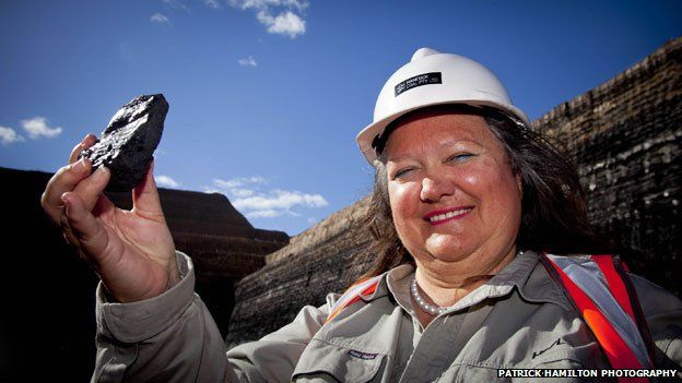 The richest woman in the world, according to a respected business magazine, is not Oprah Winfrey, Queen Elizabeth II or L'Oreal heiress Liliane Bettencourt. It's a relatively unknown Australian mining magnate. So who exactly is Gina Rinehart?