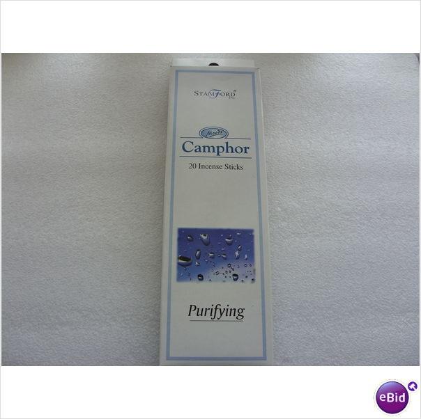 Camphor/Purifying Incense Sticks/Joss Sticks/Aromatherapy/  Spiritual/Relaxation