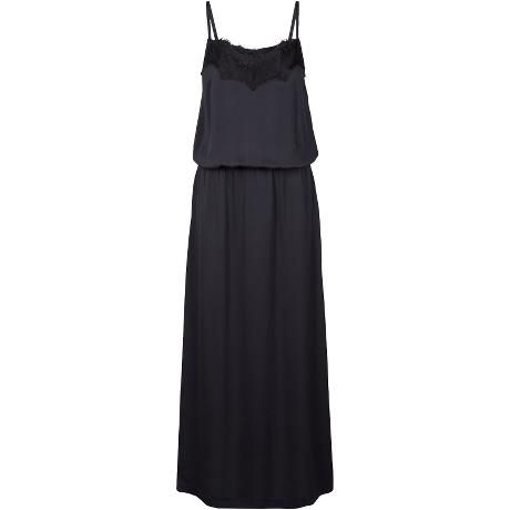 Joyce dress. Lovely maxidress with lace detail in neckline front and back.