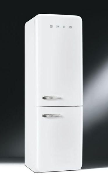 Smeg FAB32 valkoinen 50-luvun jääkaappipakastin - Koti.in SHOP verkkokaupasta