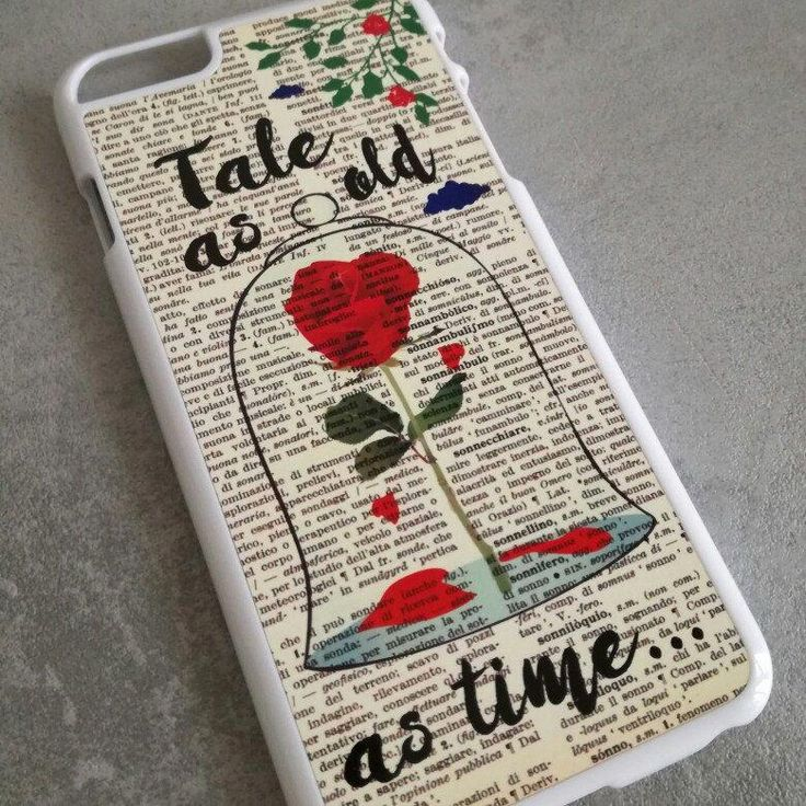 Cover cellulare Bella e la Bestia-cover iPhone 7-iPhone 7 Plus-iPhone 6/6S-cover Huawei P9-Galaxy S7/S6/S5/S4-design by NATURA PICTA-NP092