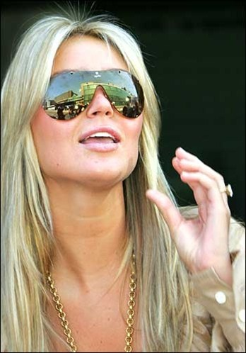 Steven Gerrard and Alex Curran - Football WAGs know to hog the limelight - Football WAGs know to hog the limelight