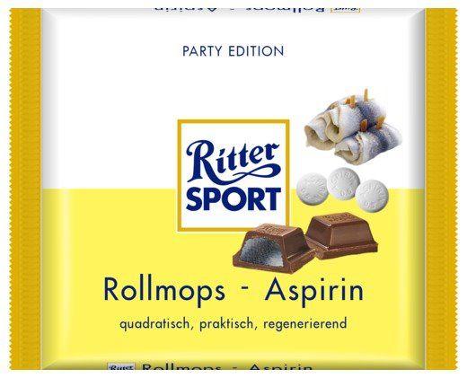 ...und falls du nachher einen Brummschädel haben solltest, hätte ich hier die passende Schokolade ;) ...Gute Nacht :D ... ich liebe dich <3 <3 <3