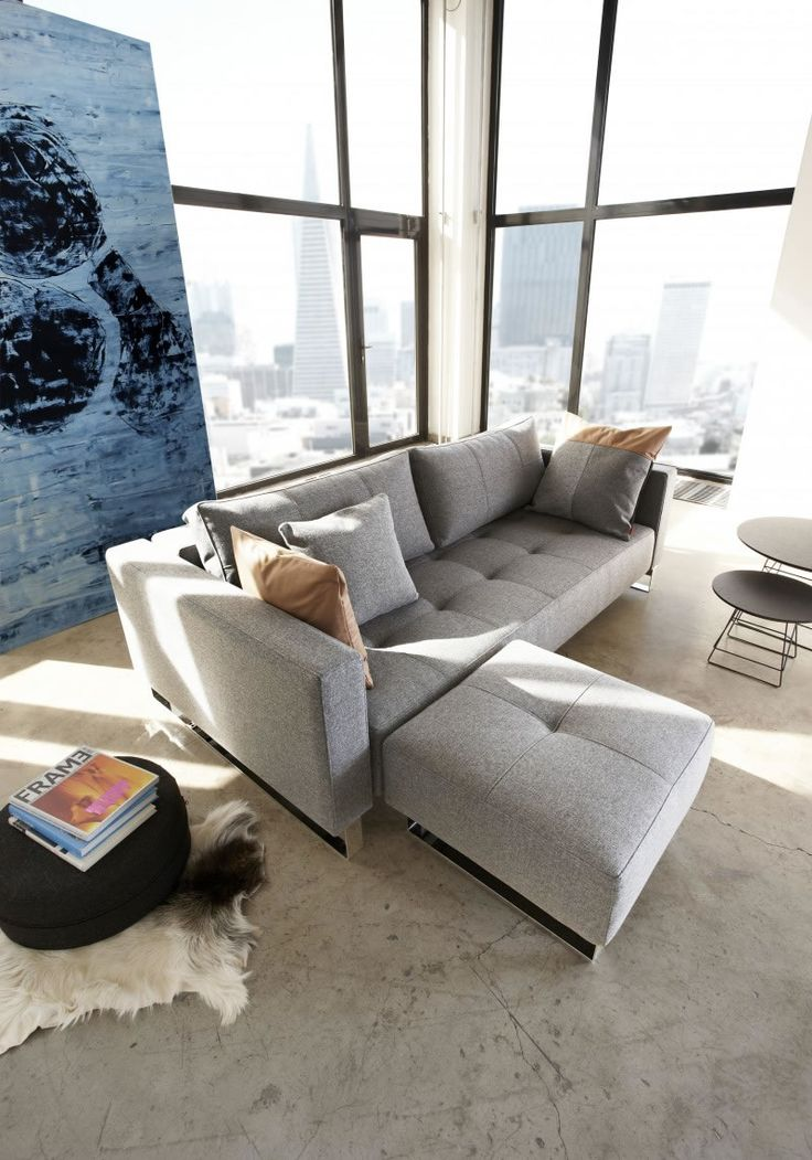 Cassius Excess Lounger Sofa Bed - Innovation Living Melbourne